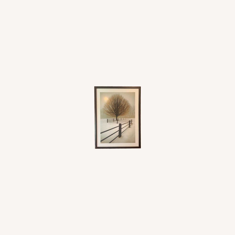 Solitude Black & White Tree - image-0