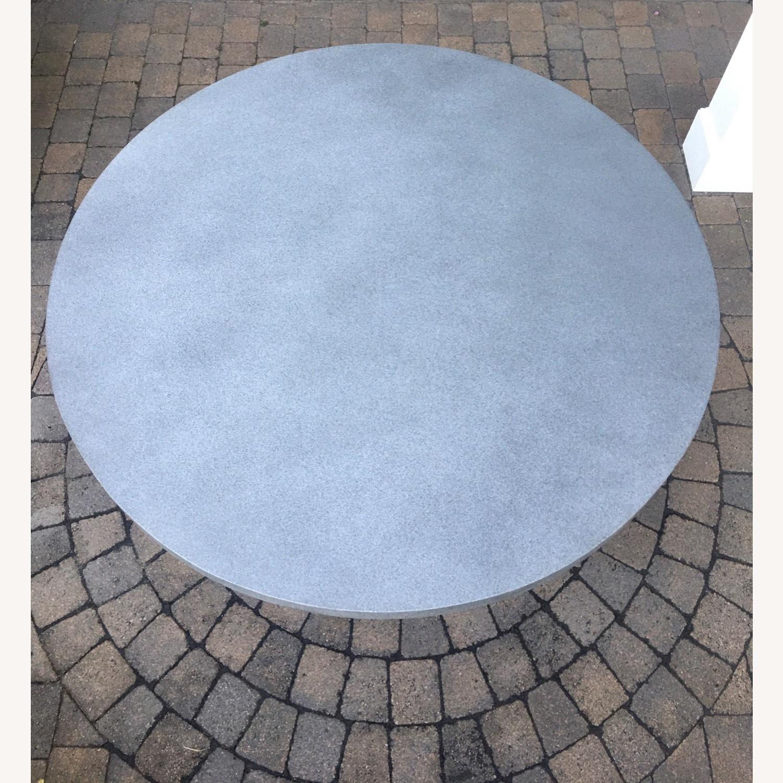 Pier 1 Imports Concrete Conversation Table - image-2