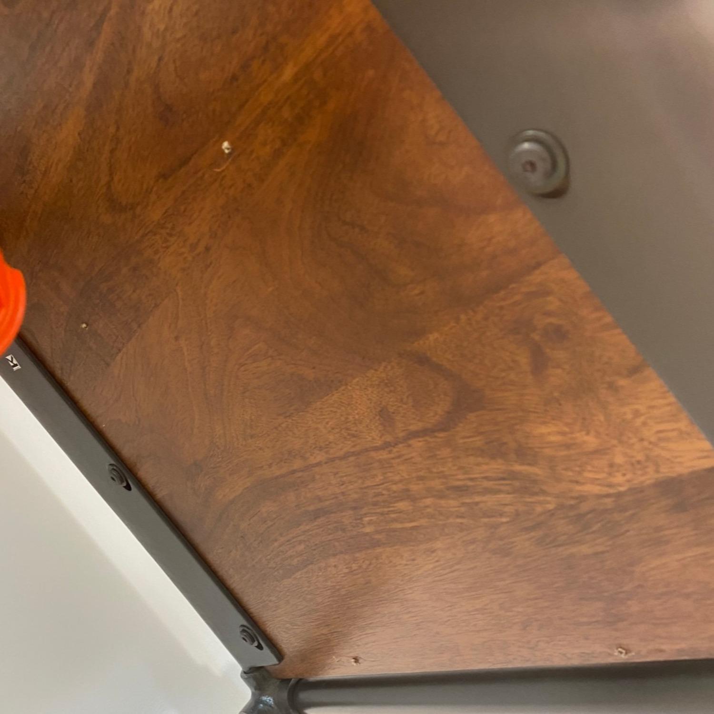 West Elm Industrial Pipe Shelves - image-4