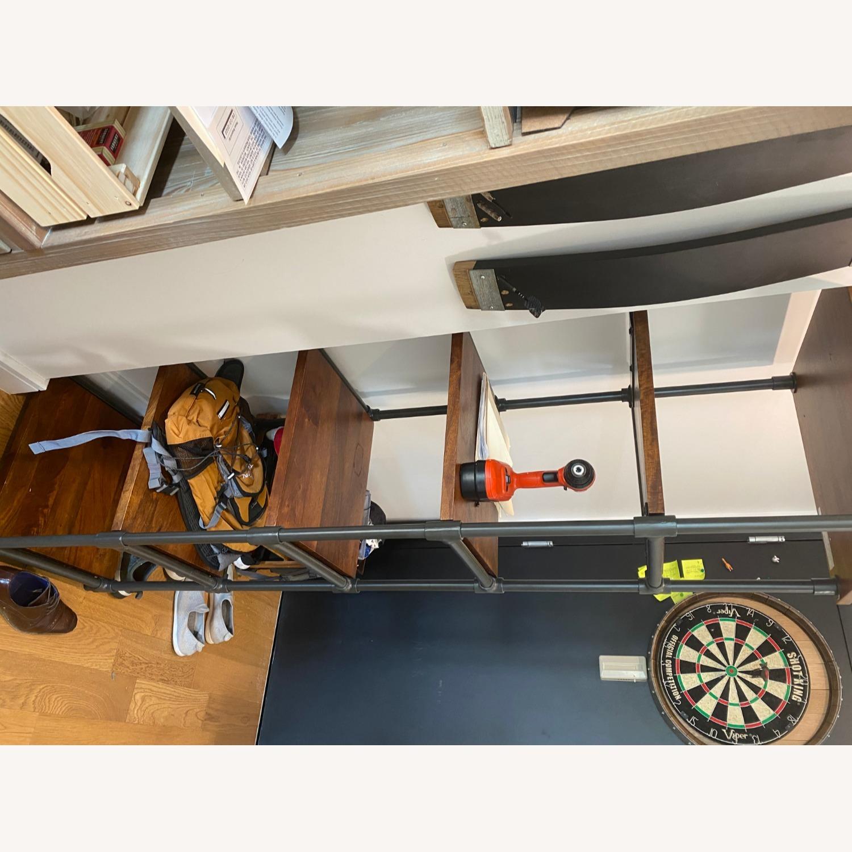 West Elm Industrial Pipe Shelves - image-5