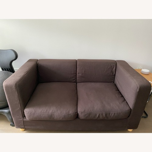 Used Muji 2-seater Box Sofa for sale on AptDeco