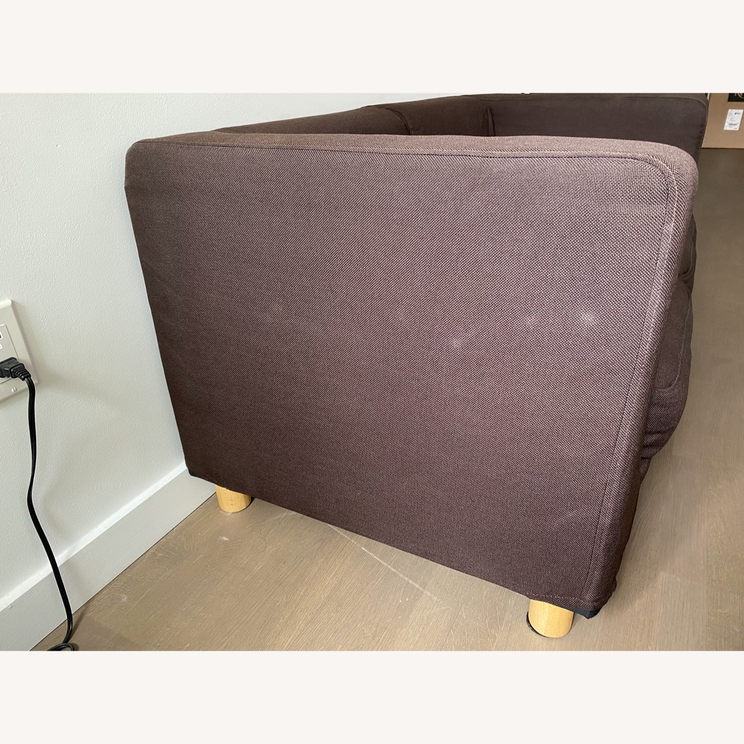 Muji 2-seater Box Sofa - image-3