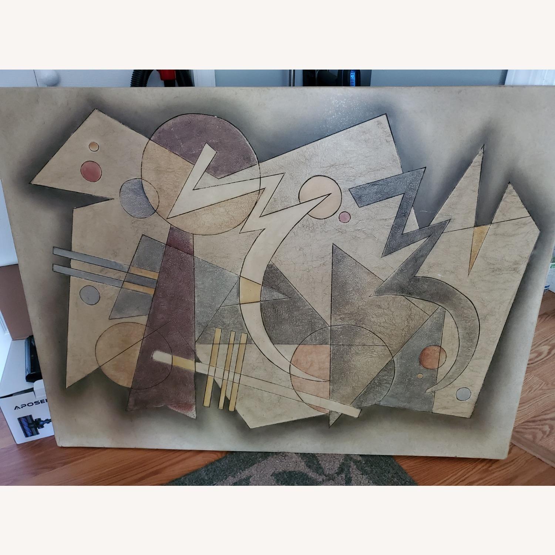 Abstract Modern Wall Art - image-2