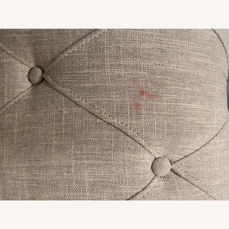 Wayfair Versailles Chesterfield Rolled Arm Sofa - image-5