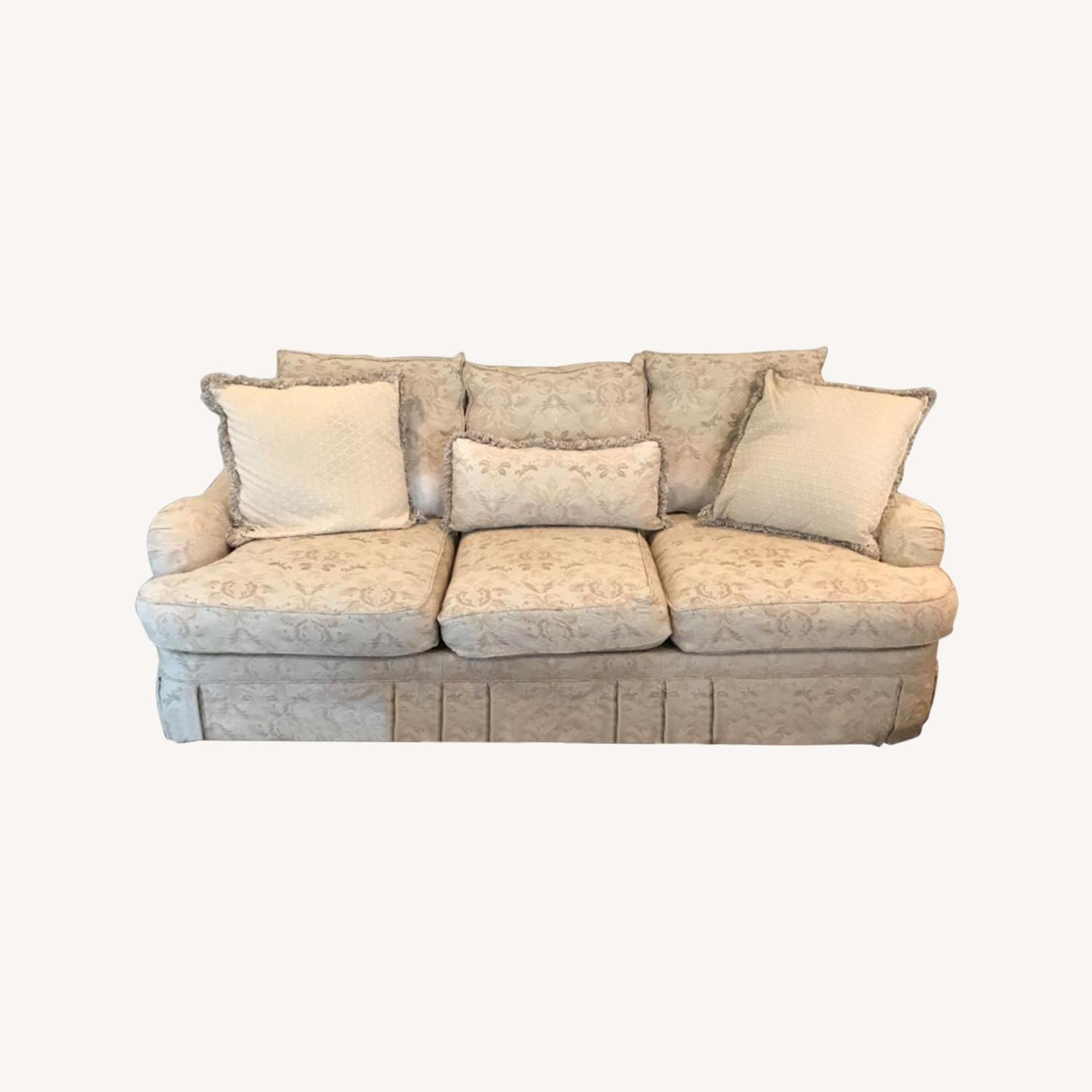 Bernhardt Living Room Couch - image-0