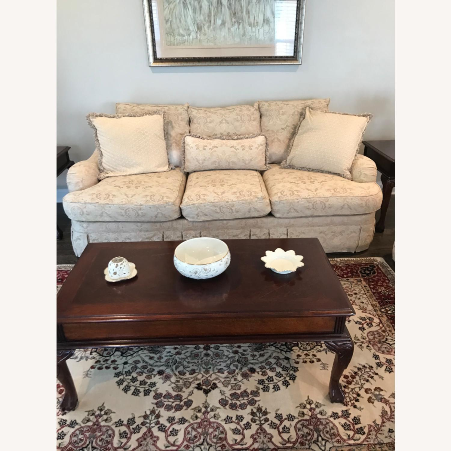 Bernhardt Living Room Couch - image-1