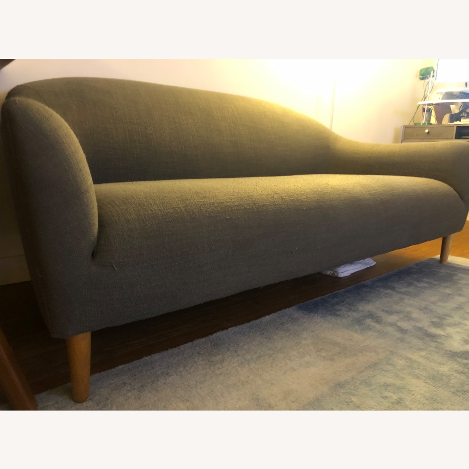 Crate and Barrel Pennie Sofa - image-3