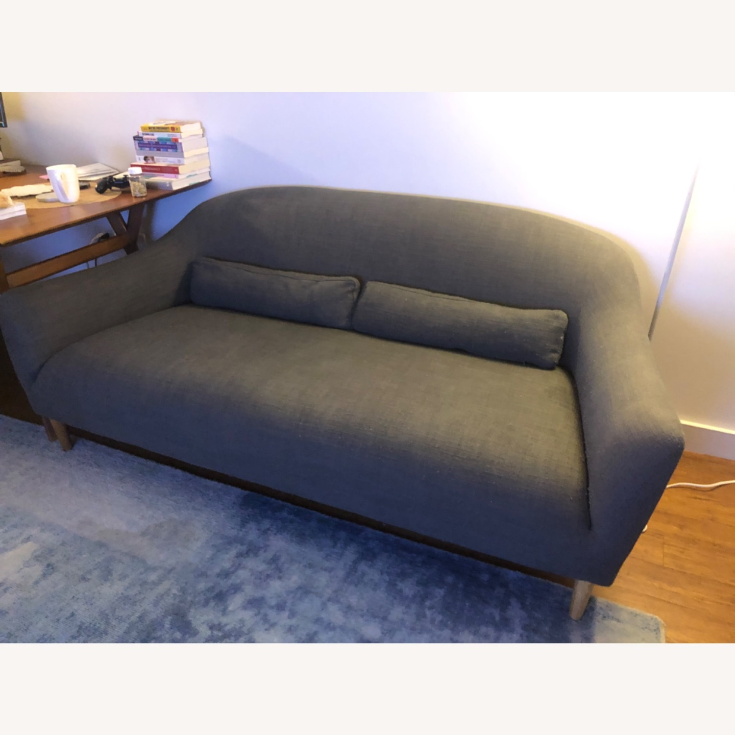 Crate and Barrel Pennie Sofa - image-2