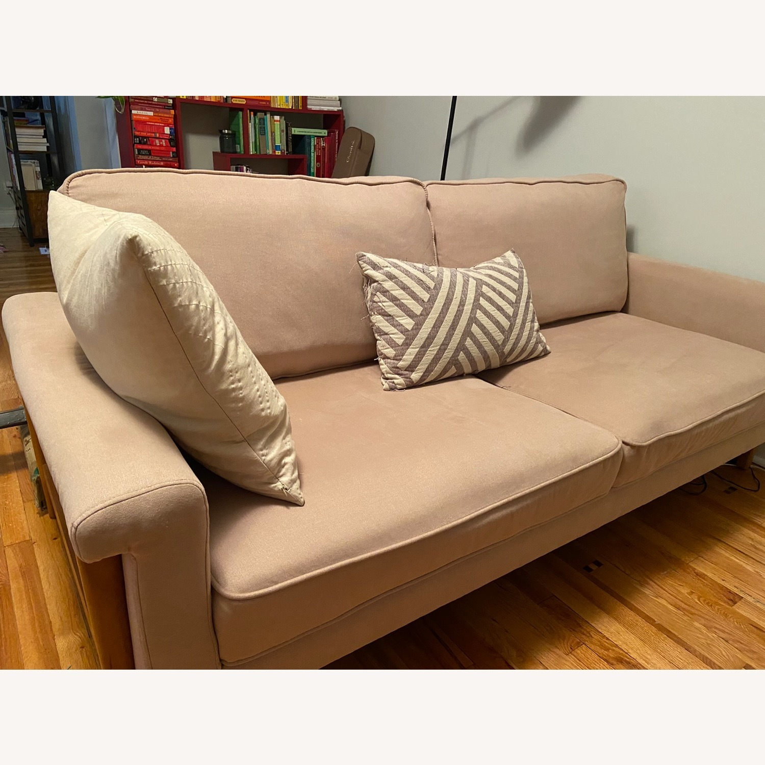 Urban Outfitters Pink Sofa - image-1