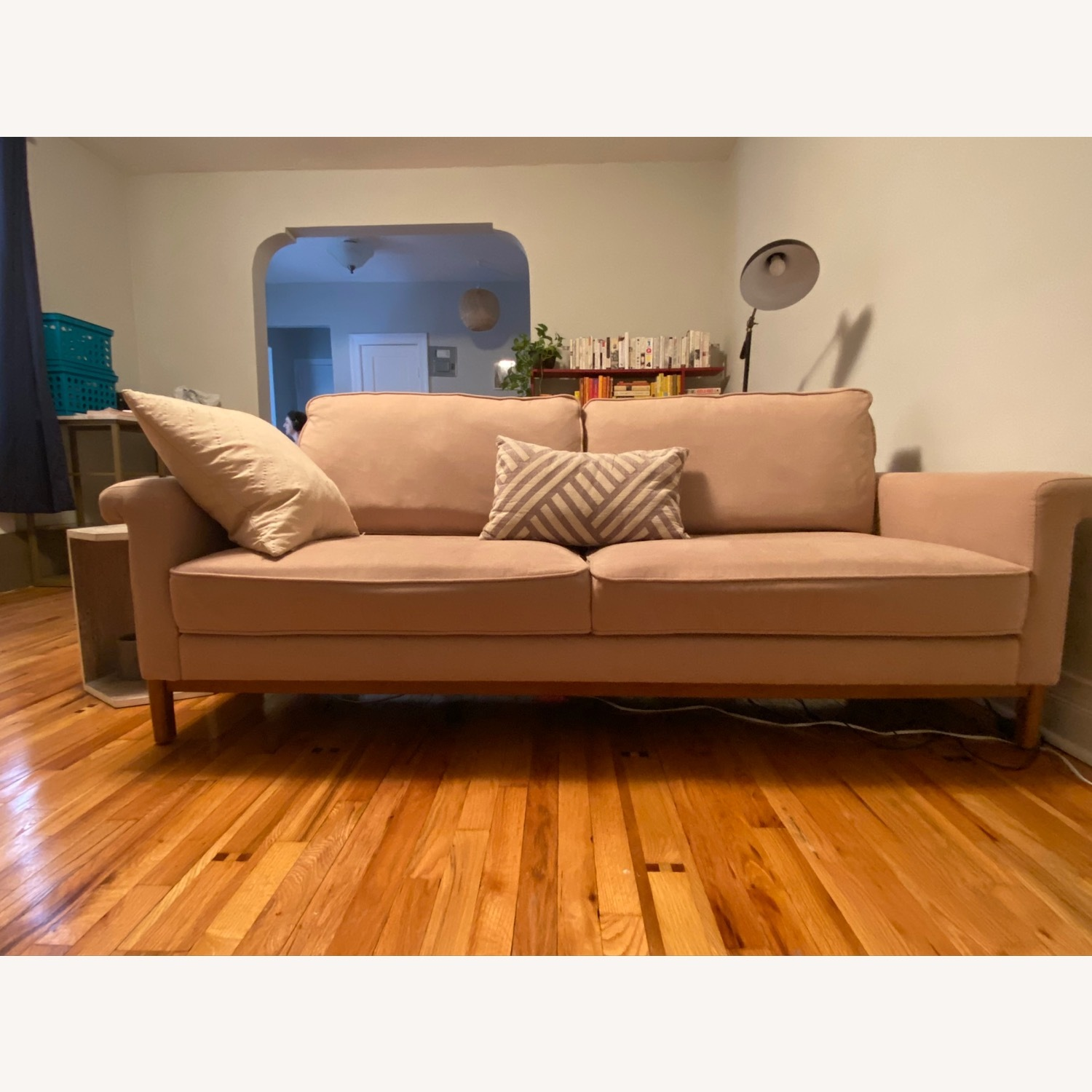 Urban Outfitters Pink Sofa - image-3