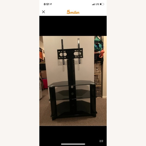 Used Omnimount Modena TV Stand for sale on AptDeco