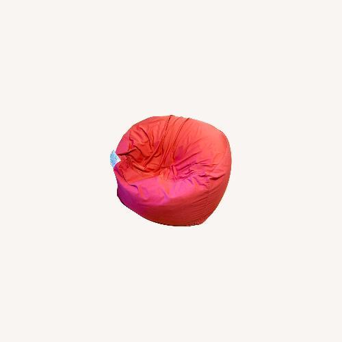 Used Muji Body Fit Cushion Bean Bag for sale on AptDeco