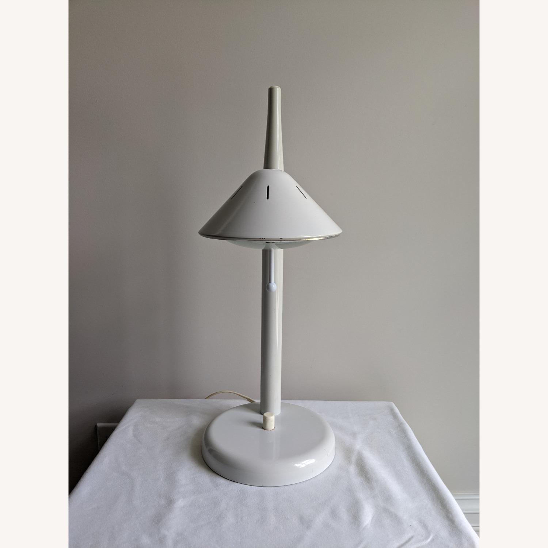 1980s Postmodern Vintage Articulating Desk Lamp - image-1