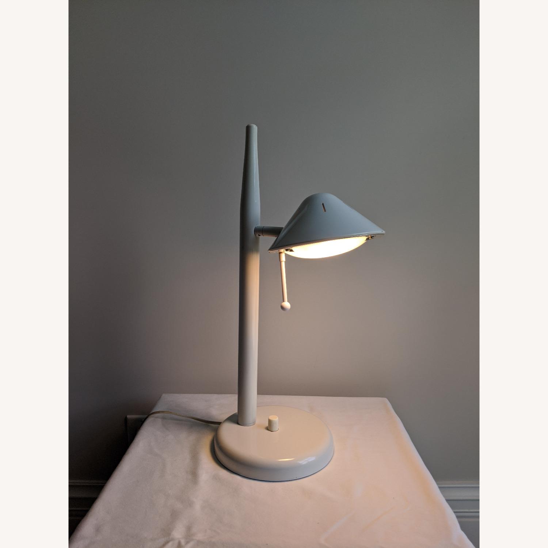 1980s Postmodern Vintage Articulating Desk Lamp - image-2
