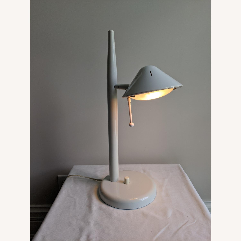 1980s Postmodern Vintage Articulating Desk Lamp - image-5