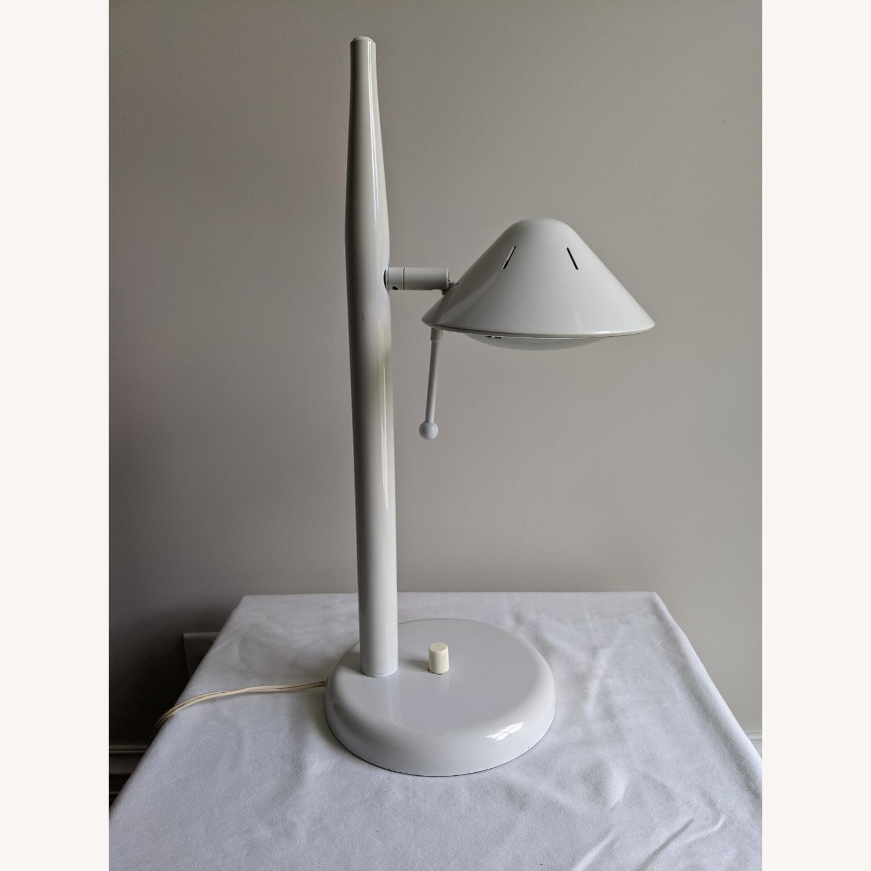 1980s Postmodern Vintage Articulating Desk Lamp - image-7