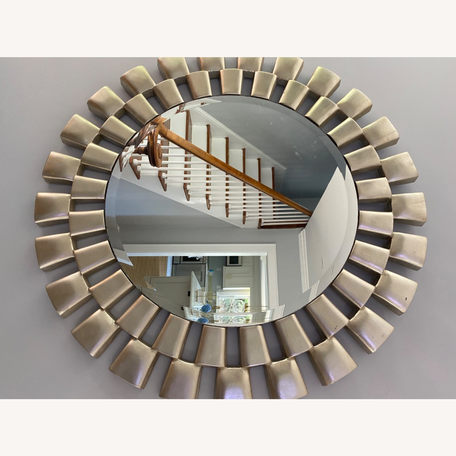 Wayfair Starburst Mirror - image-1