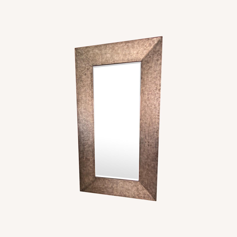 Restoration Hardware Oversized Mirror - image-0