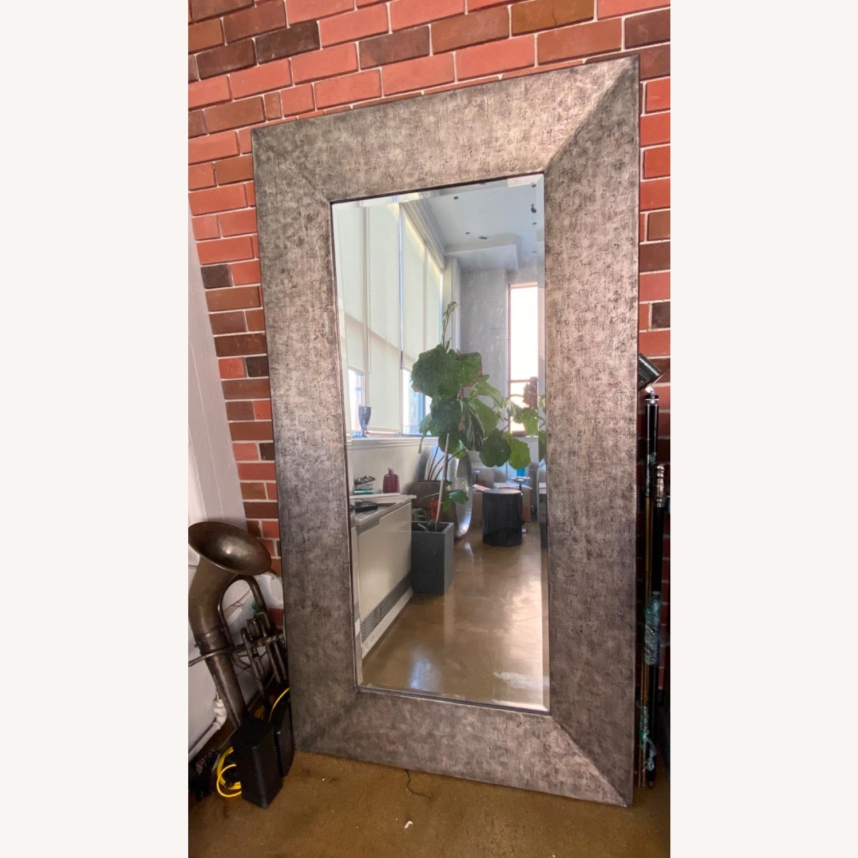 Restoration Hardware Oversized Mirror - image-5