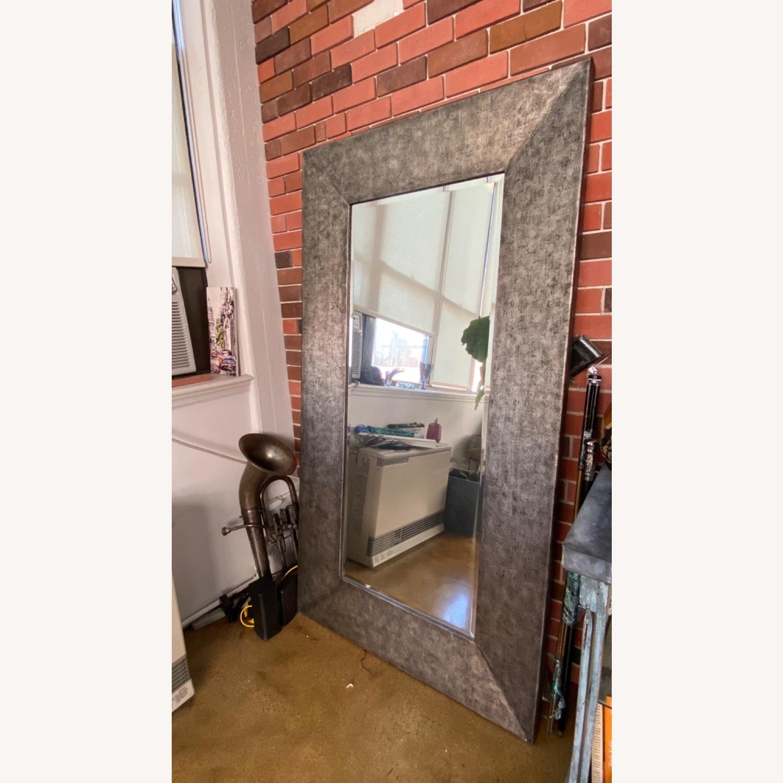 Restoration Hardware Oversized Mirror - image-1