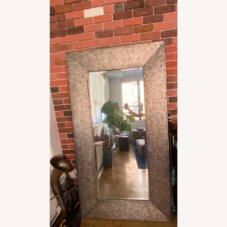 Restoration Hardware Oversized Mirror - image-7