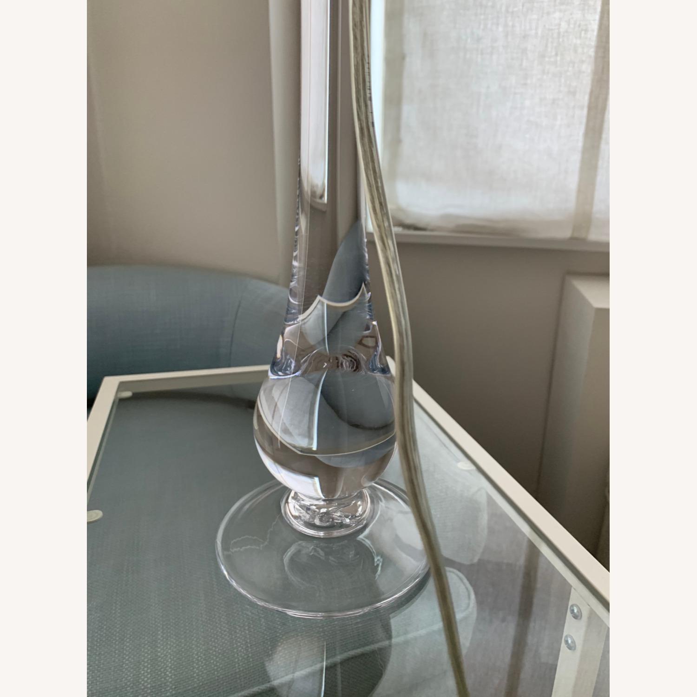 Simon Pearce Pomfret Lamp Large - image-6