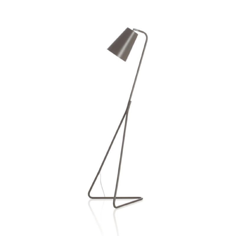 Crate & Barrel Mick Brindle Floor Lamp - image-7