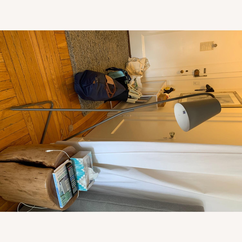 Crate & Barrel Mick Brindle Floor Lamp - image-4