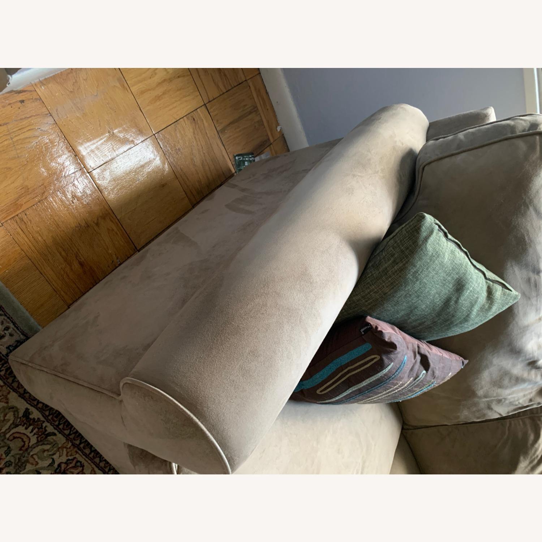 Pottery Barn Buchanan Apartment Sofa - image-5