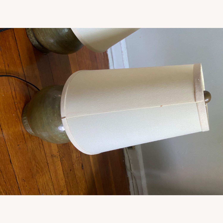 Crate & Barrel Lamp Set - image-11