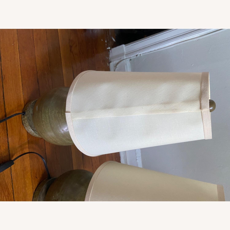 Crate & Barrel Lamp Set - image-10