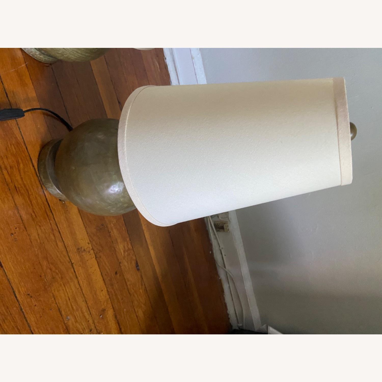 Crate & Barrel Lamp Set - image-9