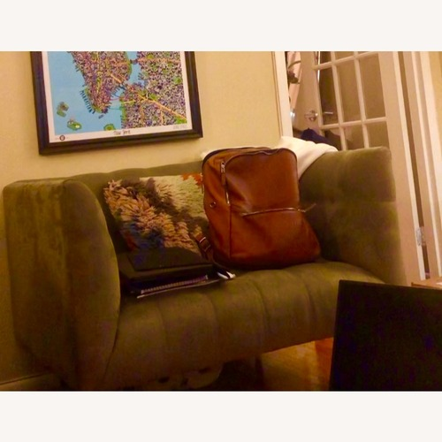 Used ABC Carpet and Home Chair and a Half for sale on AptDeco