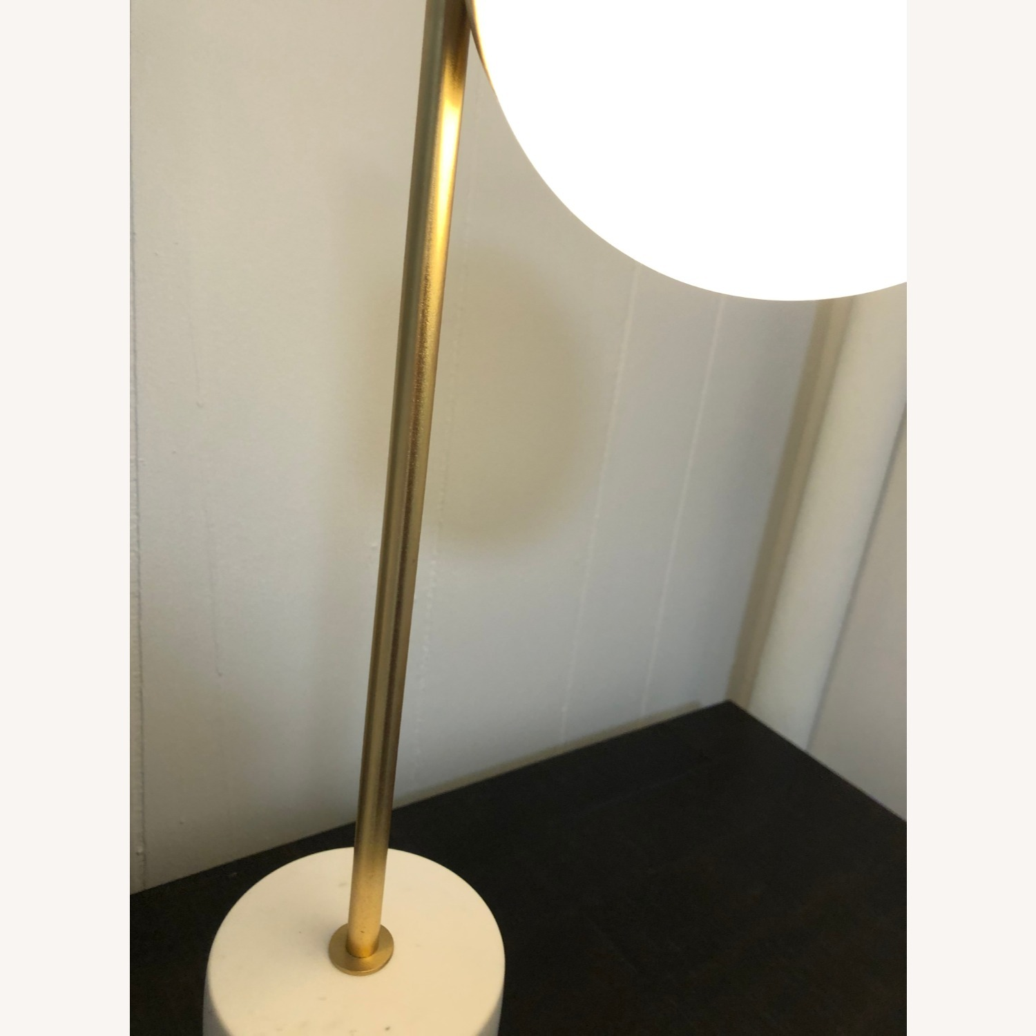 West Elm Sphere & Stem Table Lamp - image-3