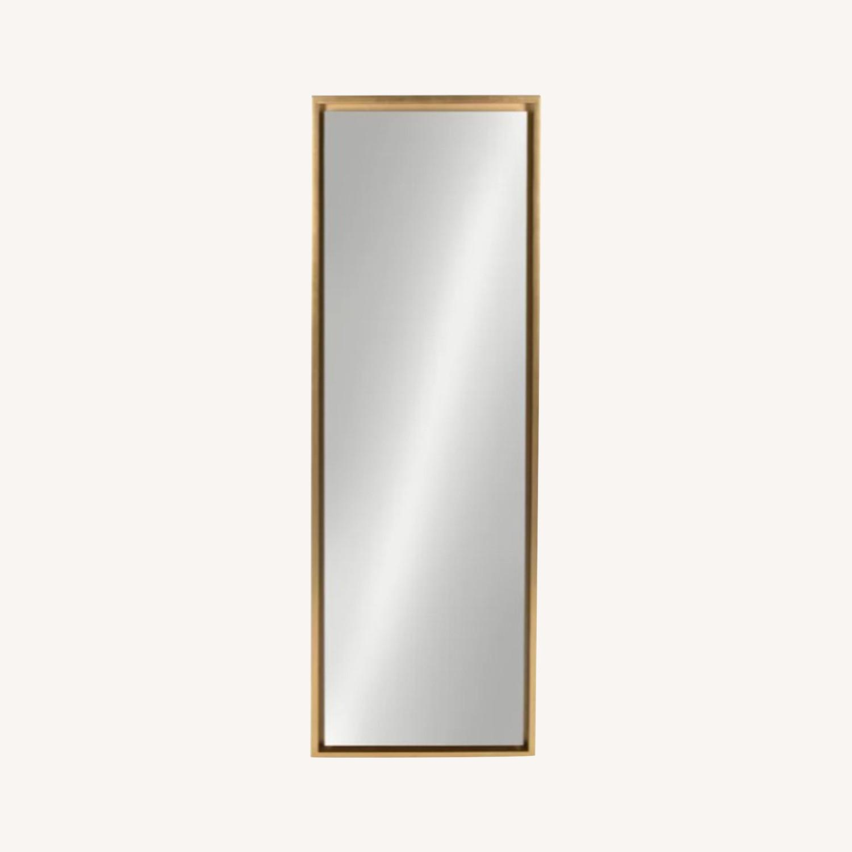 Wayfair Gold Modern & Contemporary Accent Mirror - image-0
