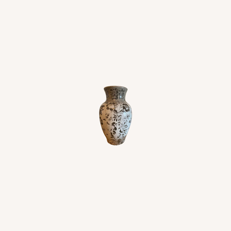 Pottery Barn Handpainted Large Vase - image-15