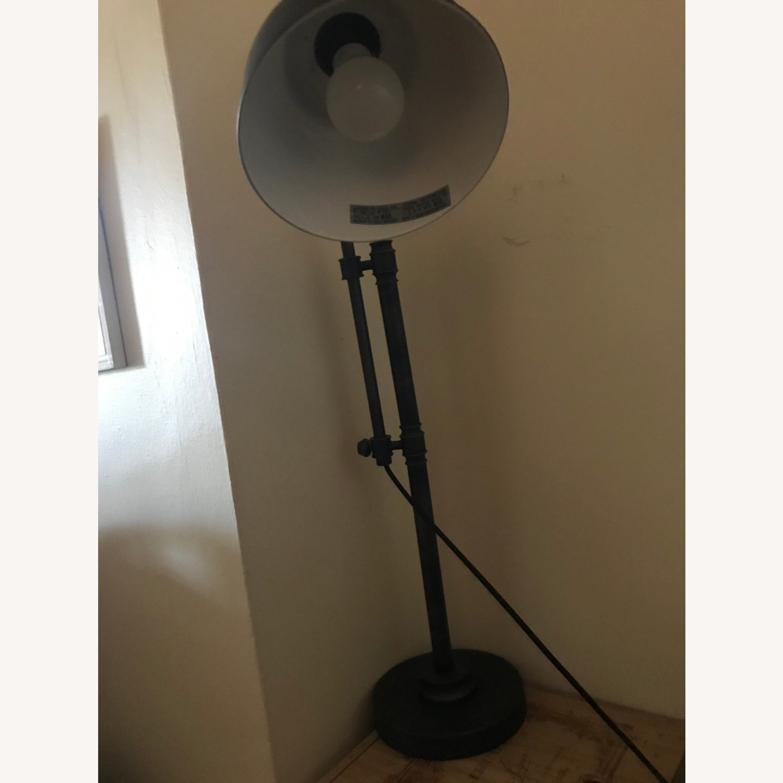 Rustic Adjustable Table Lamp - image-3