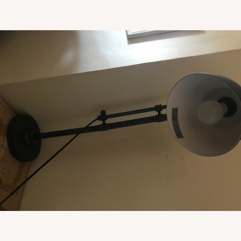 Rustic Adjustable Table Lamp - image-6