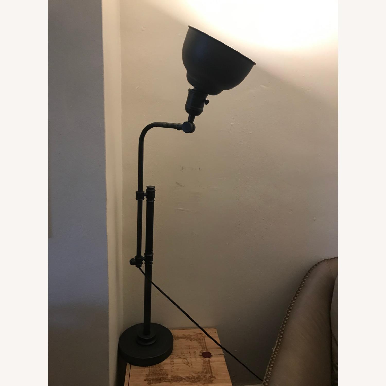 Bed Bath & Beyond Rustic Adjustable Table Lamp - image-2