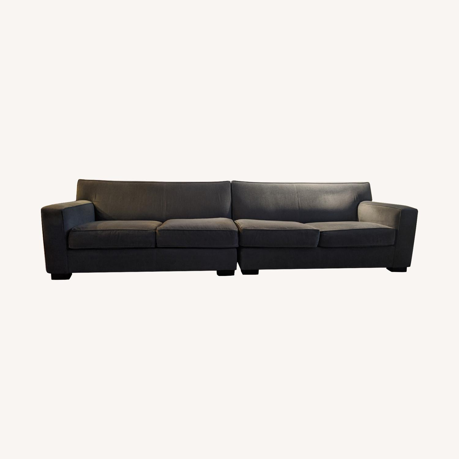 Mitchell Gold + Bob Williams Jean Luc 2-piece Sectional - image-0