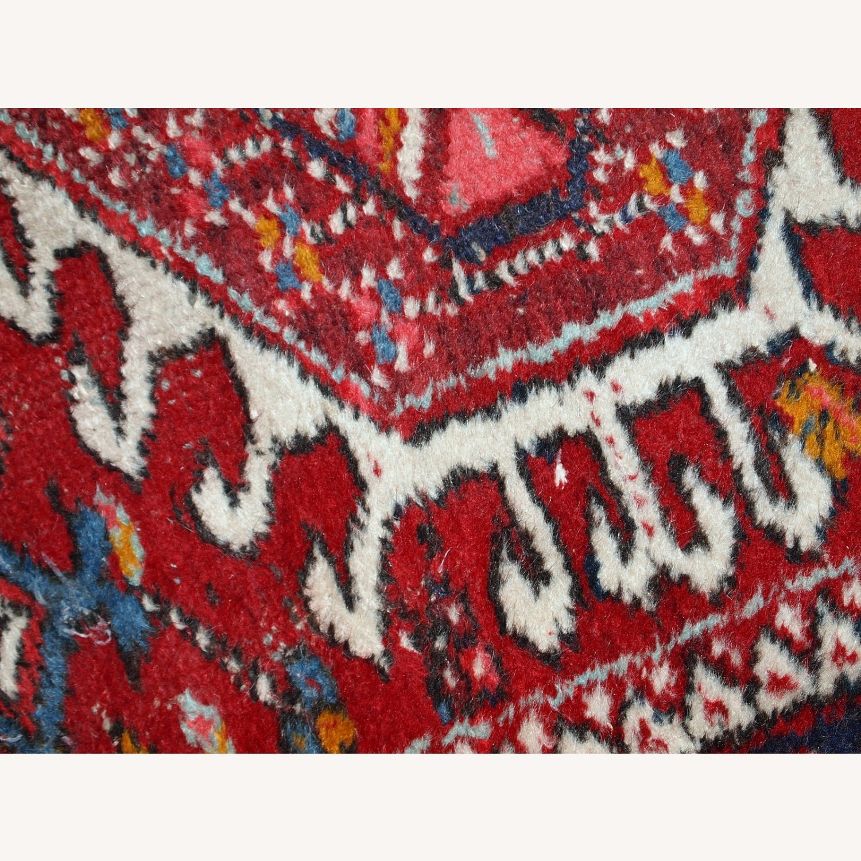 Handmade antique Persian Karajeh runner - image-8