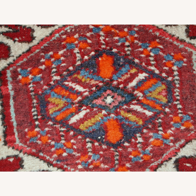 Handmade antique Persian Karajeh runner - image-5
