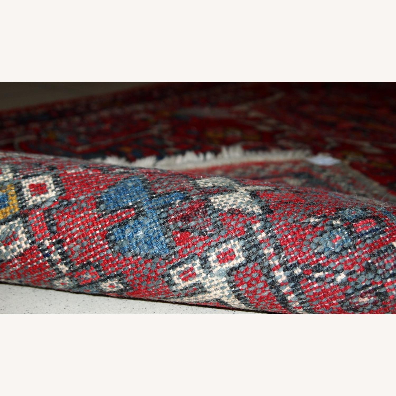 Handmade antique Persian Karajeh runner - image-3
