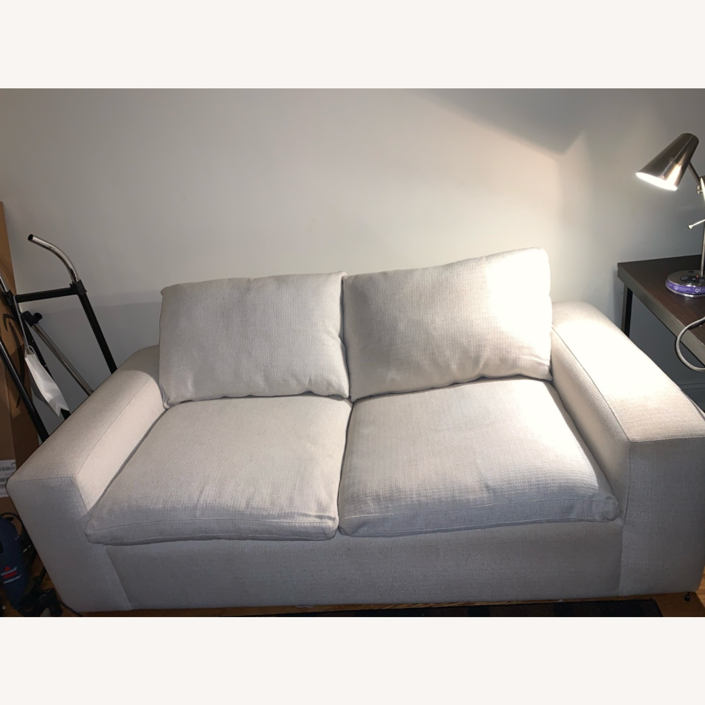 Crate and Barrel Peyton Apartment Sofa - image-8