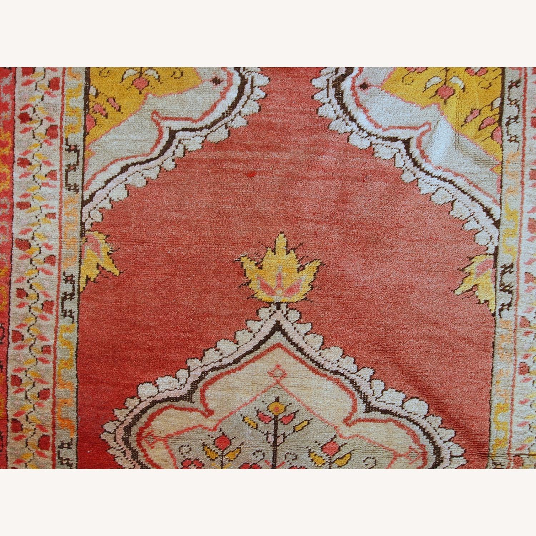 Handmade antique Turkish Anatolian rug  - image-10