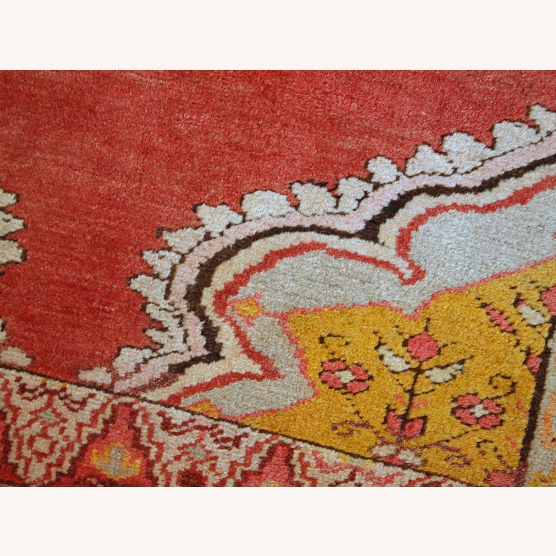 Handmade antique Turkish Anatolian rug  - image-9