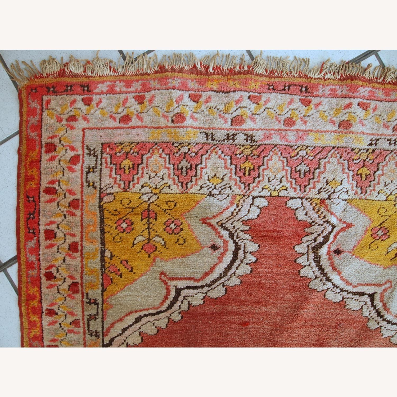 Handmade antique Turkish Anatolian rug  - image-12