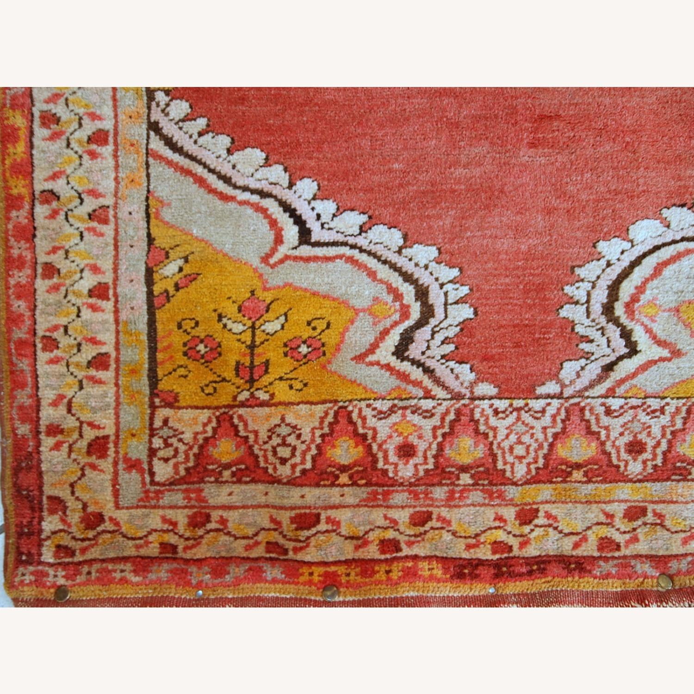Handmade antique Turkish Anatolian rug  - image-11