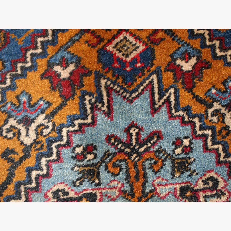 Handmade Vintage Prayer Turkish Konya Rug - image-3