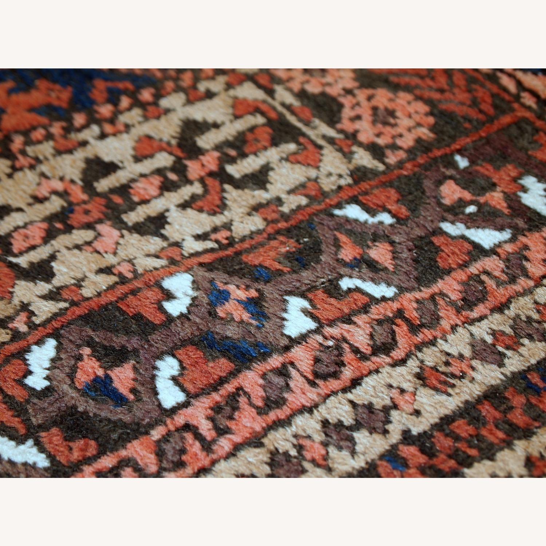 Handmade antique Afghan Baluch prayer rug - image-7